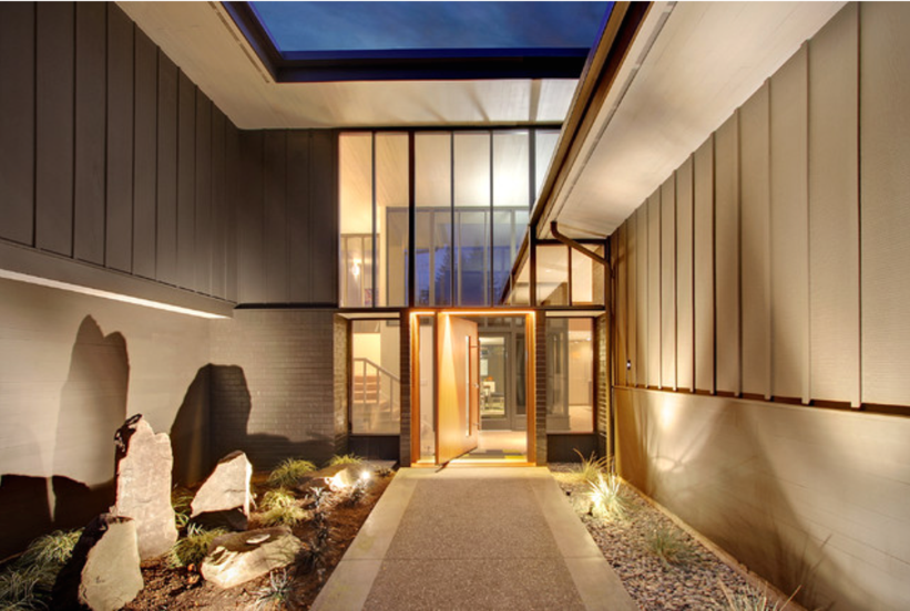 Source: http://www.houzz.com/photos/6699931/Madison-Park-Mid-Century-Modern-midcentury-entry-seattle