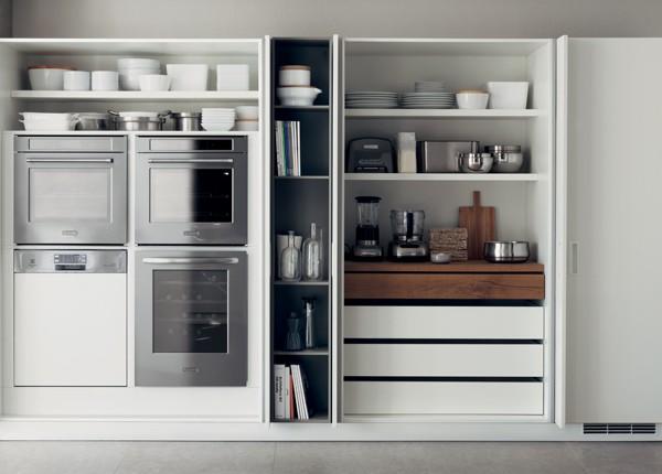 Keys to perfect kitchen storage
