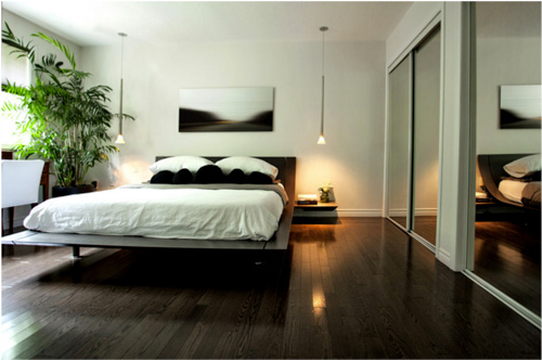 Maintaining Finished Hardwood Floors